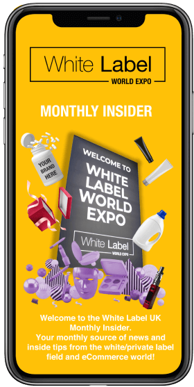 White Label phone image