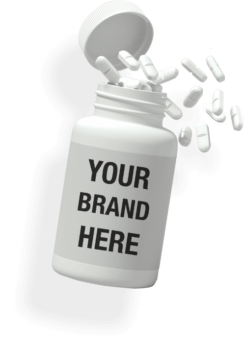 White label product: your brand here