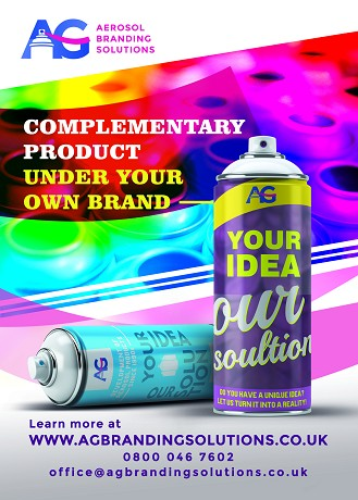AG Chemical Branding Solutions Ltd.: Product image 1