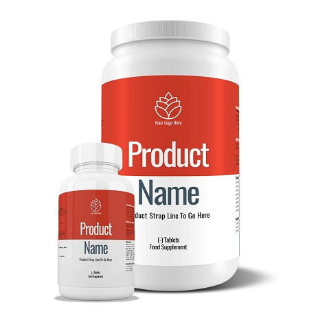Private Label Nutrition: Product image 1