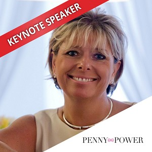 Penny Power OBE: Speaking at the White Label Expo Frankfurt