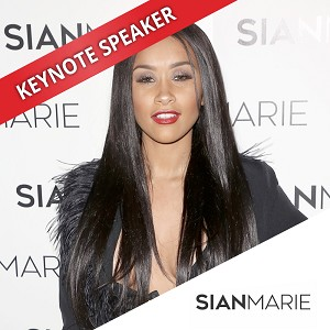 Sian Gabbidon: Speaking at the White Label Expo Frankfurt